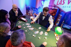 Das mobile Casino für Ire Veranstaltung.